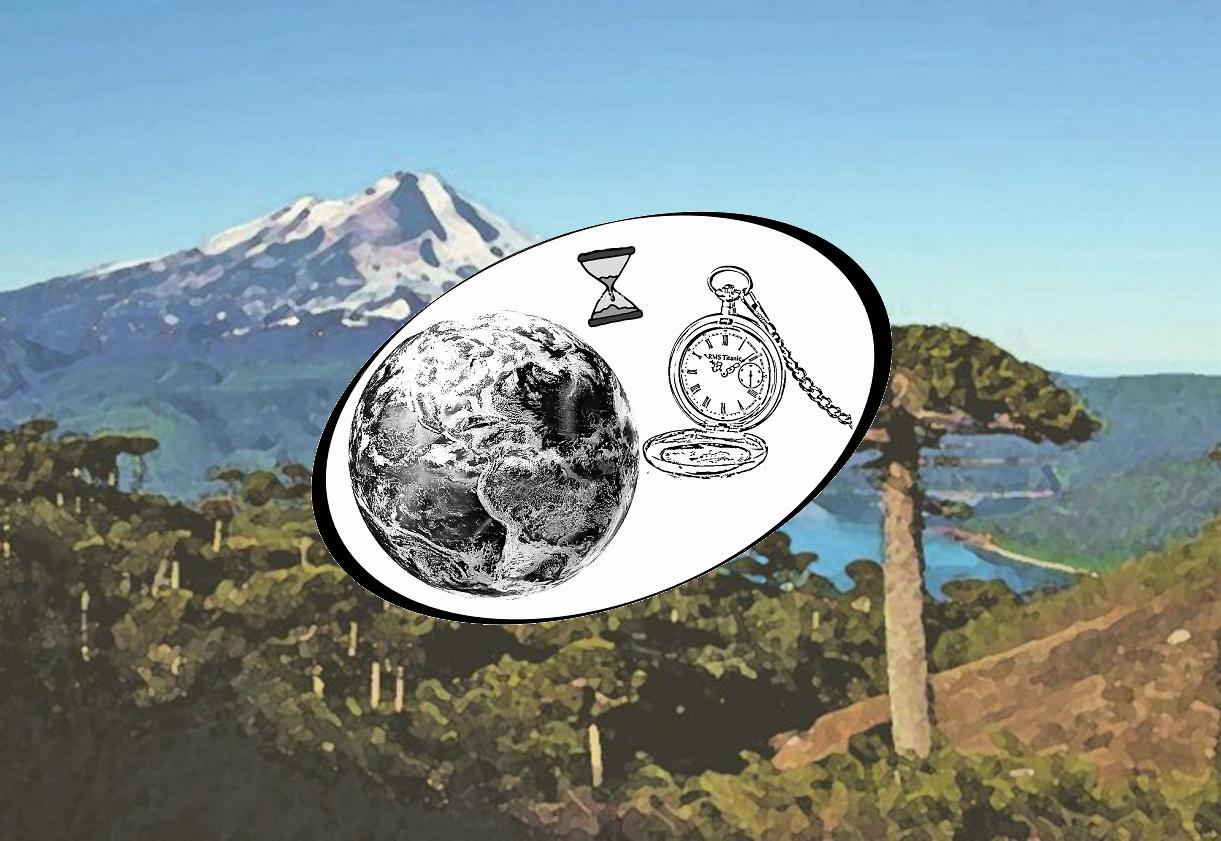 Die Geschichte unserer Erde Hintergrund