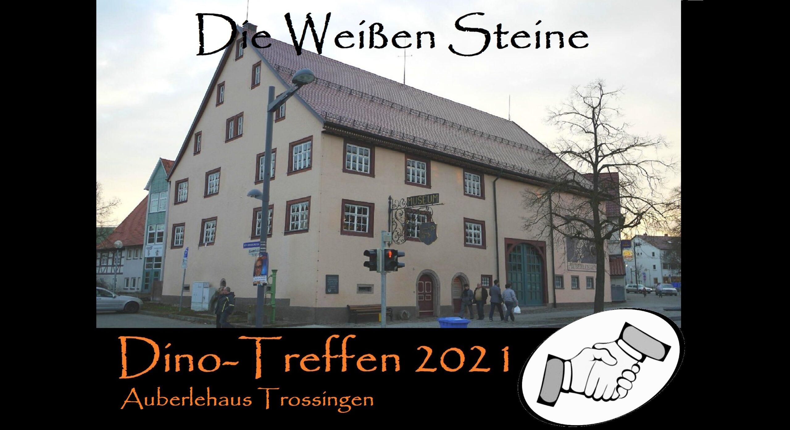 Trossingen Auberlehaus Dino-Treffen